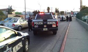 detenidos, carro robado, colonia Los Santos,