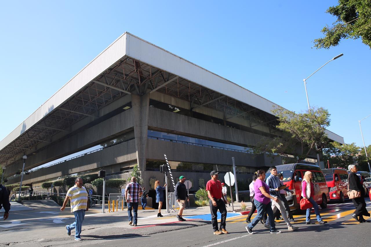 día inhábil, Palacio Municipal, Tijuana