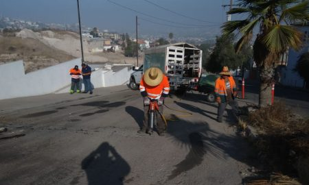 colonia Villa Colonia, reconstruccion,calle