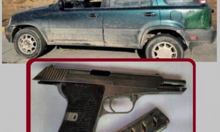 detenidos,arma de fuego,SSPCM
