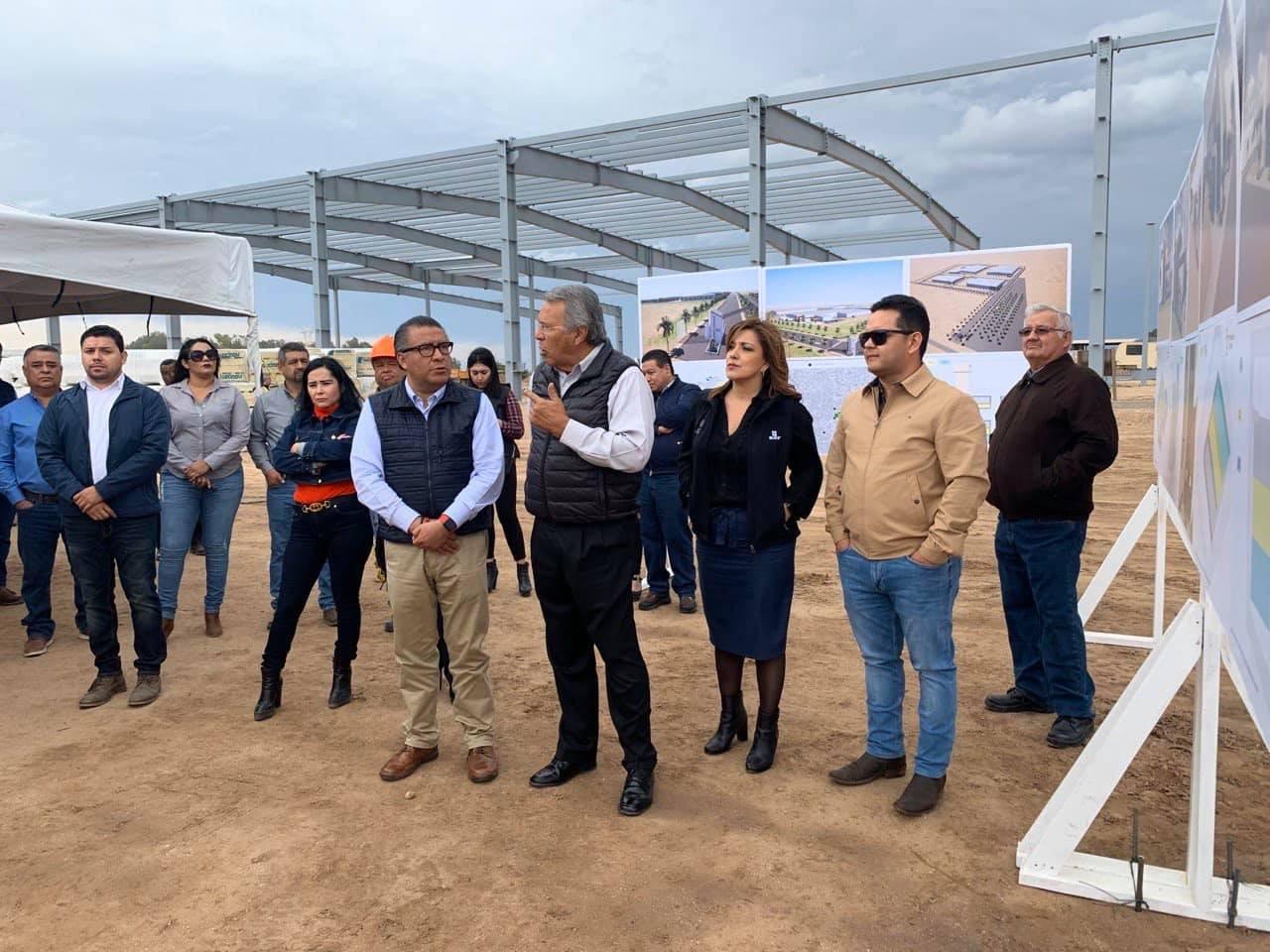 Agroparque BC, SCSA, STPS,