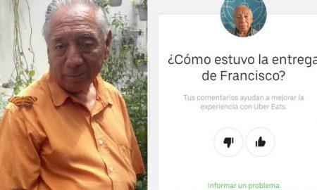 abuelito, uber, uber eats, cdmx