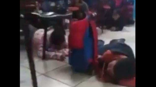 tamaulipas, balacera, niños, escuela