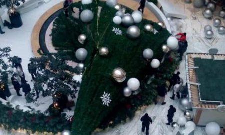 arbol, navidad, centro comercial, cdmx