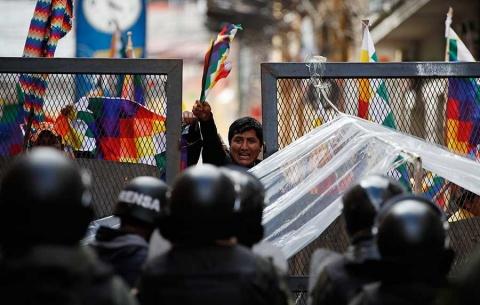 Bolivia, paz, iglesia, católica