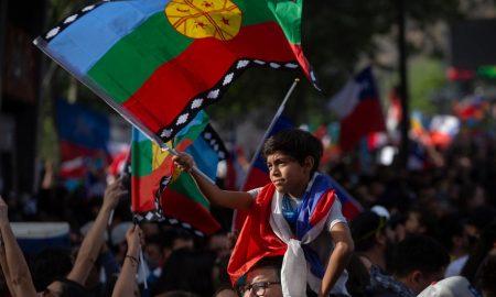 Chile, menores de edad, derechos de los niños, manifestaciones