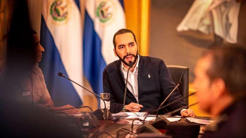 El Salvador, Venezuela, Maduro, Guaidó, Nayib Bukele
