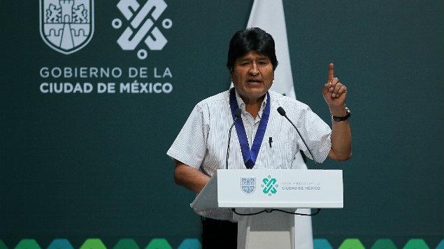 evo morales, curp, mexico, bolivia