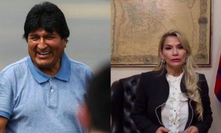 evo morales, terrorismo, bolivia, jeanine añez