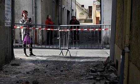 Francia, Lyon, sismo, terremoto