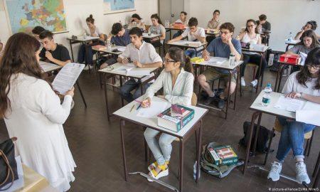 Italia, educación, cambio climática, calentamiento global