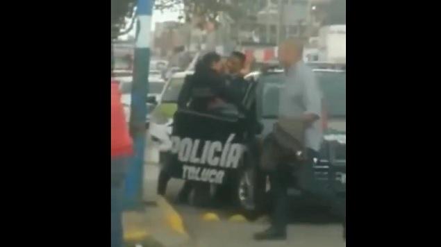 policias, toluca, edomex
