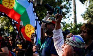 Chile, manifestaciones, protestas, constitución, legisladores