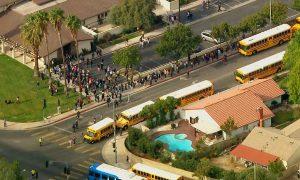 Santa Clarita, California, tiroteo, arma de fuego, estudiantes, destacados