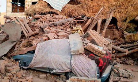 terremoto Irán
