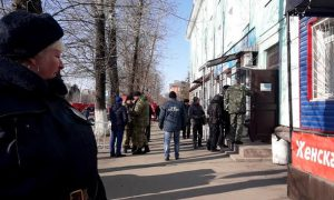 Rusia, tiroteo, escuela, muertos, heridos