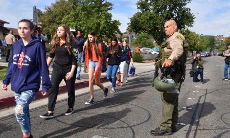 Santa Clarita, California, tiroteo, escuela, muertos