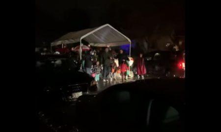 Halloween, EEUU, Wisconsin, video, viral, padres