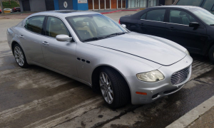 GESI,vehículo robado,auto de lujo