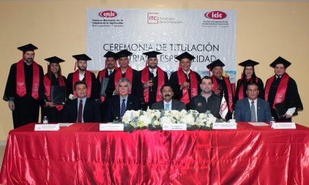 graduación, ICIC,maestría