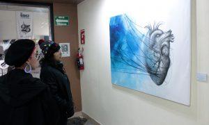 Yunaika Martín,exposició,UDCI