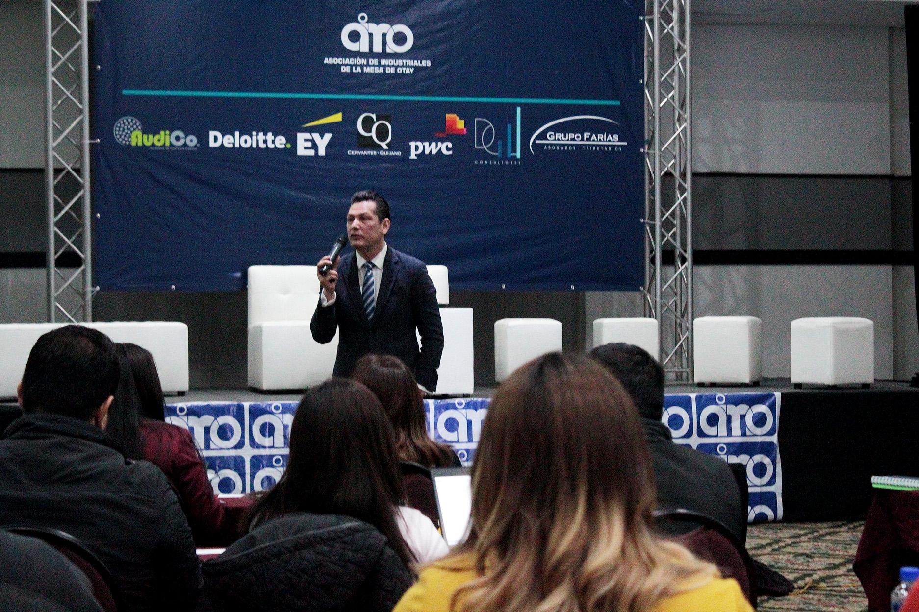 AIMO,reformas fiscales,comunidad empresarial