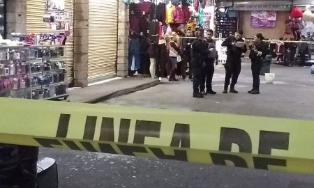 lesionado, arma de fuego, Mercado de Todos,