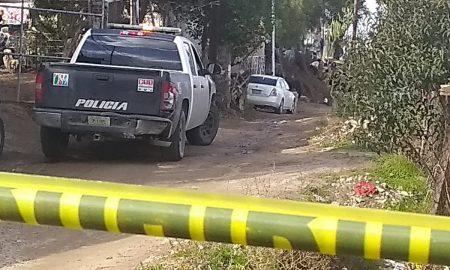 Policía Municipal,arma de fuego,colonia Sánchez Taboada