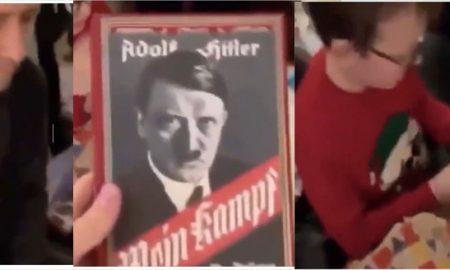 Navidad; Adolf Hitler; Minecraft
