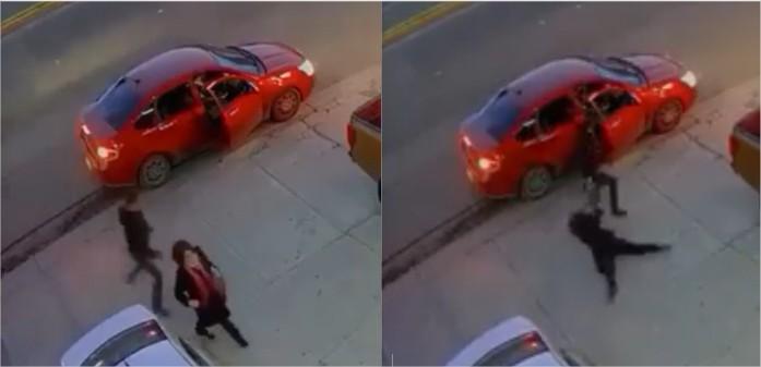 asalto Tijuana viral