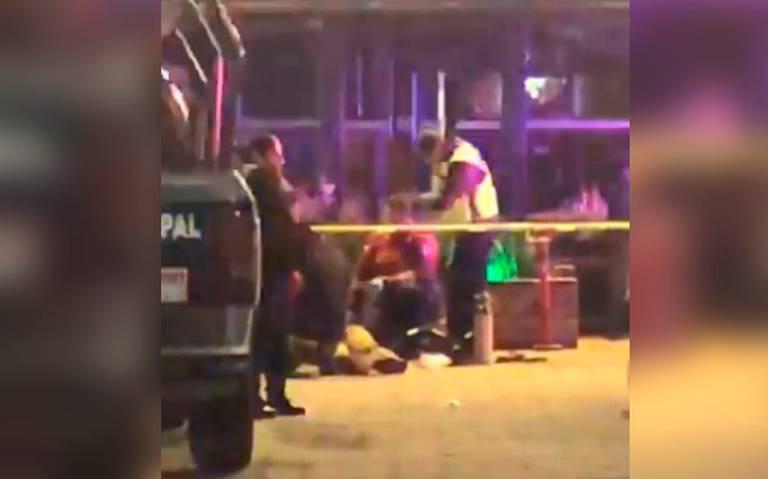 asesinato, homicidio, centraomericano, Cholula, el Container