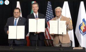 Baja California, Baja California Sur, California, Comisión de las Californias, Jaime Bonilla, destacados