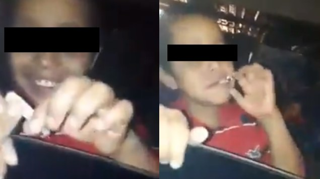 marihuana, niño, video