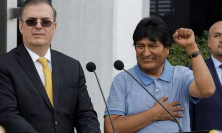 evo morales, marcelo ebrard, ebrard, argentina, destacados