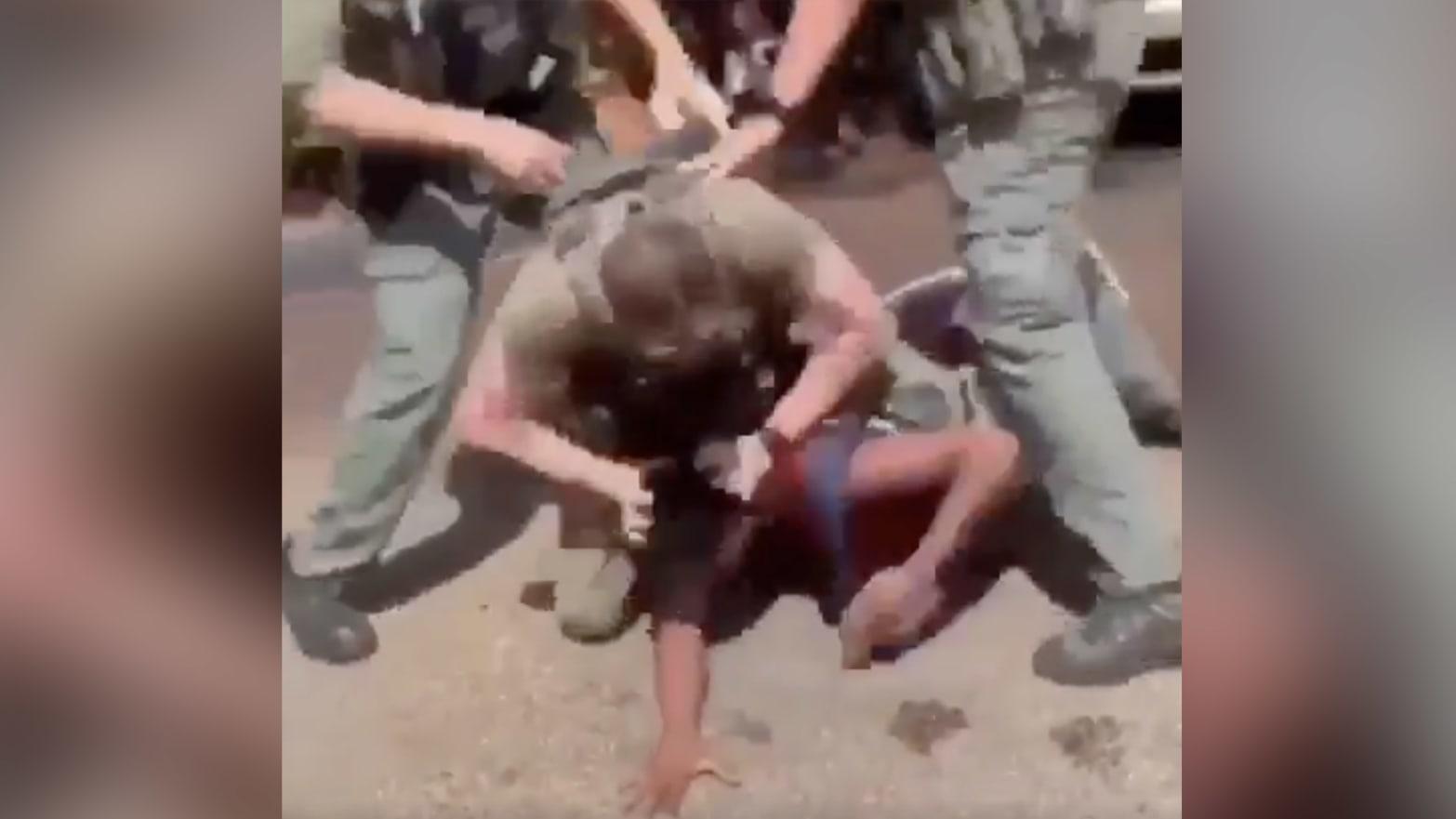 policía, Florida, abuso policial, video, viral