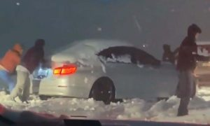 Kern, California, cadáver, vehículo, nevada