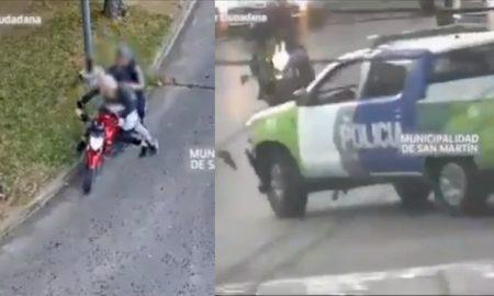 ladron, argentina, robo, choque
