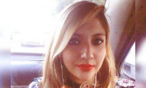 Laura Karen, joven desaparecida, fiscalía