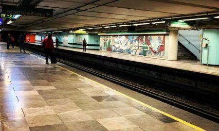 metro, cdmx, mujeres