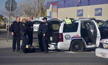 desacato a la justicia, robo de vehículo, policía, EE.UU