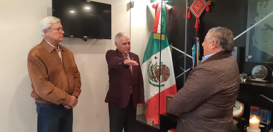 Baja California, Bonilla, Oficial Mayor, gobierno del estado, Mares Cossío