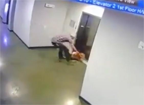 elevador; viral