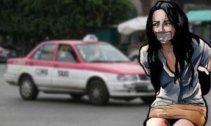 peligro taxi; uber