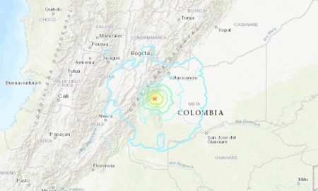 sismo, Colombia, Medellín,, Bogotá, terremoto