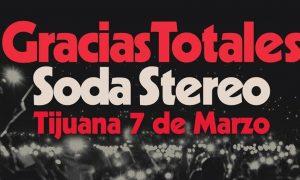 Soda Stereo Tijuana concierto