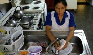 trabajadoras del hogar, imss, afiliacion imss, destacados