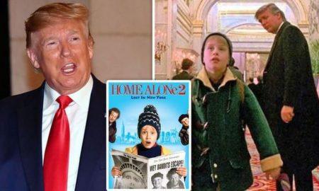 Trump, EEUU, Mi pobre angelito, película, Canadá
