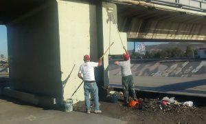 Ayuntamiento de Tijuana,urbanización,grafiti