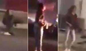 mujer, dispara, civiles, aguascalientes, policía