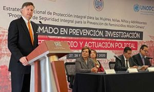 México, EEUU, violencia de género, feminicidio, Mérida
